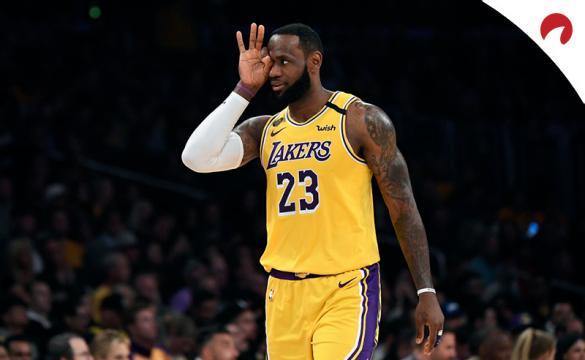 Previa para apostar en el Los Angeles Lakers Vs Houston Rockets de la NBA 2019/20