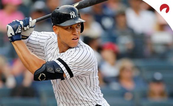 MLB Home Run Leaders 2020 Aaron Judge