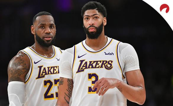 NBA Western Conference Betting Odds February 8, 2020
