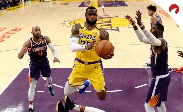 Previa para apostar en el Denver Nuggets Vs Los Angeles Lakers de la NBA 2019/20