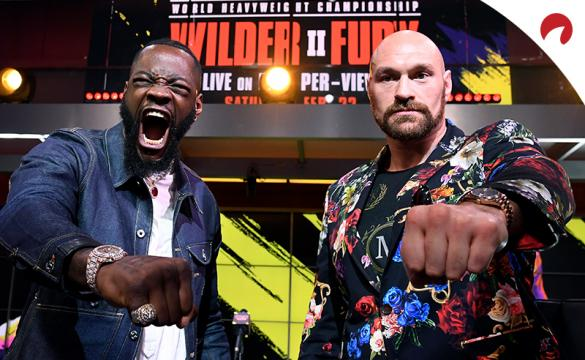 How to Bet Fury vs Wilder 2