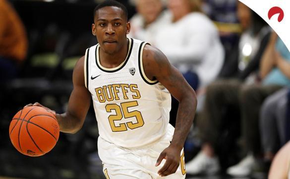 McKinley Wright IV NCAAB Basketball Betting Preview Colorado Buffaloes vs Oregon Ducks