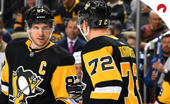 Sidney Crosby Patric Hornqvist NHL Hockey Betting Preview Montreal Canadiens vs Pittsburgh Penguins