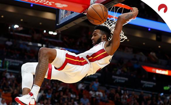 Derrick Jones Jr. NBA Dunk Contest Benjamin Eckstein Ecks & Bacon Las Vegas Expert Betting Picks
