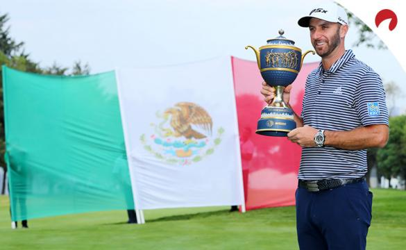 Odds to Win the WGC-Mexico Championship