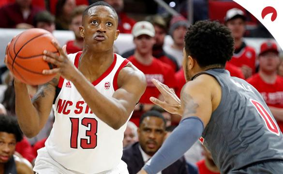 C.J. Bryce NCAAB Basketball Betting Preview Duke Blue Devils vs NC State Wolfpack