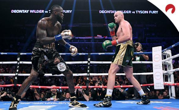 Análisis para apostar en el Deontay Wilder vs Tyson Fury 2