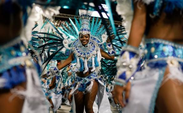 Beija-Flor no Carnaval 2019