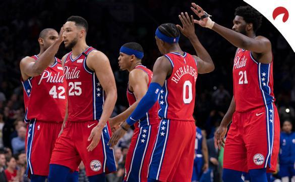 Previa para apostar en el Philadelphia 76ers Vs Brooklyn Nets de la NBA 2019/20