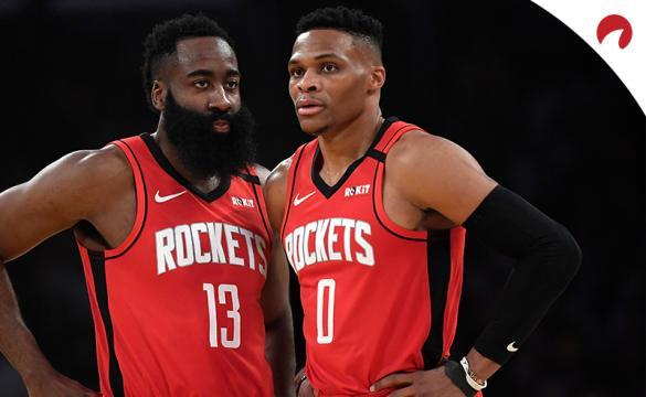 Rockets vs Warriors Betting Odds February 20, 2020