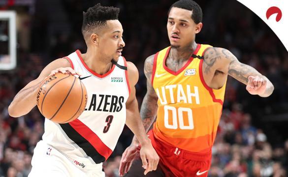 CJ McCollum NBA Basketball Betting Preview New Orleans Pelicans vs Portland Trail Blazers