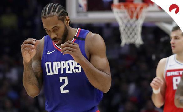 Kawhi Leonard NBA Basketball Betting Preview Memphis Grizzlies vs Los Angeles Clippers