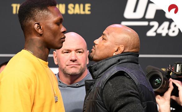 UFC 248: Adesanya vs Romero Betting Odds