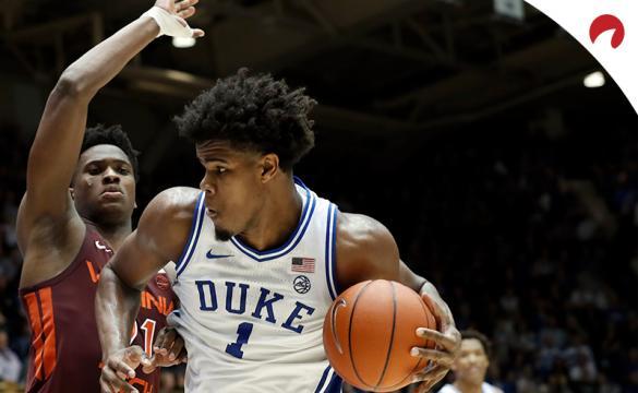 Vernon Carey Jr. NCAAB Basketball Betting Preview Duke Blue Devils vs Wake Forest Demon Deacons
