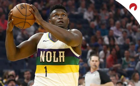 Zion Williamson NBA Basketball Betting Preview New Orleans Pelicans vs Los Angeles Lakers