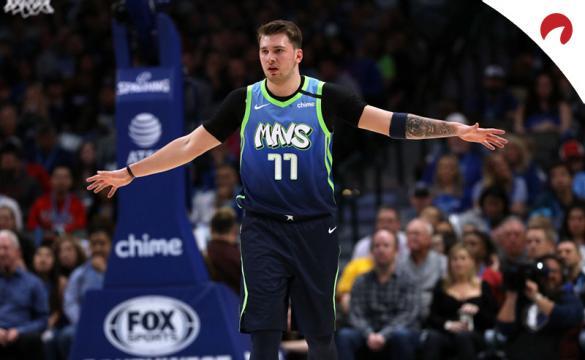 Previa para apostar en el San Antonio Spurs Vs Dallas Mavericks de la NBA 2019/20