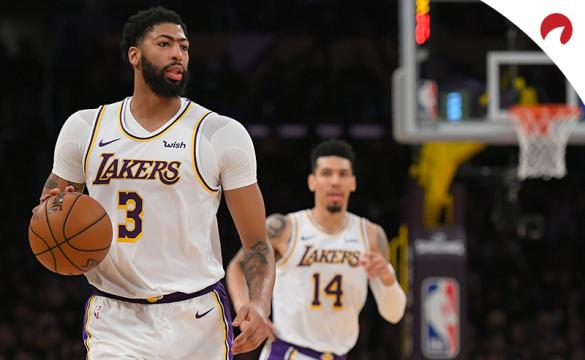 Anthony Davis Danny Green NBA Basketball Betting Preview Los Angeles Lakers vs Golden State Warriors