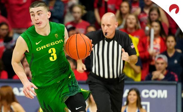 Payton Pritchard NCAAB Basketball Betting Preview Oregon State Beavers vs Oregon Ducks