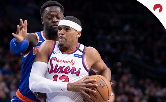 Tobias Harris NBA Basketball Betting Preview Philadelphia 76ers vs Los Angeles Lakers
