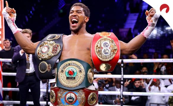 Anthony Joshua vs Kubrat Pulev Betting Odds