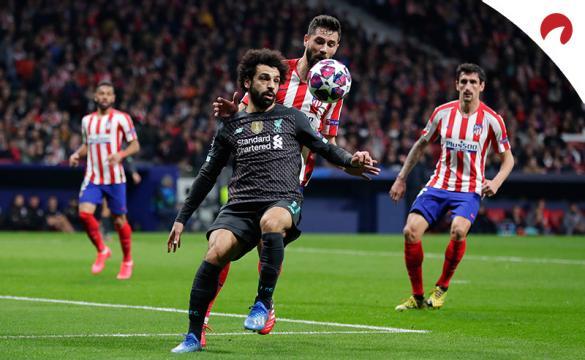 Previa para apostar en el Liverpool Vs Atlético de Madrid de la Champions League 2019-20