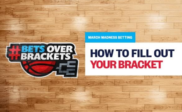 Bracket Building Tips for March Madness 2020