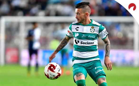 Previa para apostar en el Santos Laguna Vs Necaxa de la Liga MX - Clausura 2020