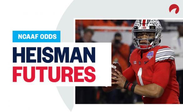 2020 Heisman Trophy Odds