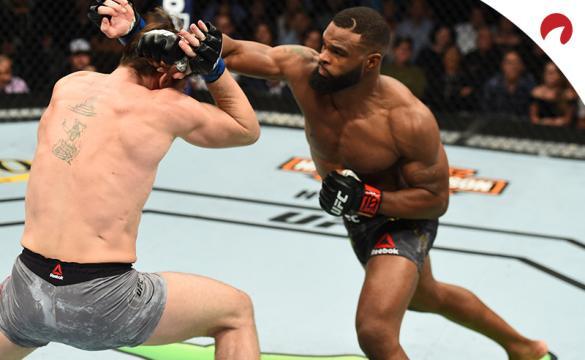 UFC Fight Night 171 Odds and Picks