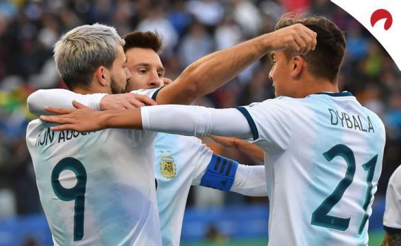 Favoritos por las casas de apuestas para salir campeón de la Copa América 2021