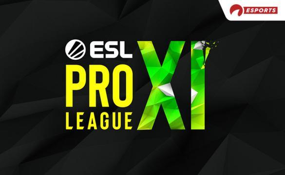 Favoritos por las casas de apuestas para salir campeón de la ESL Pro League S11