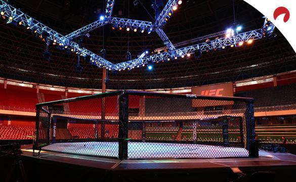 UFC Empty Arena