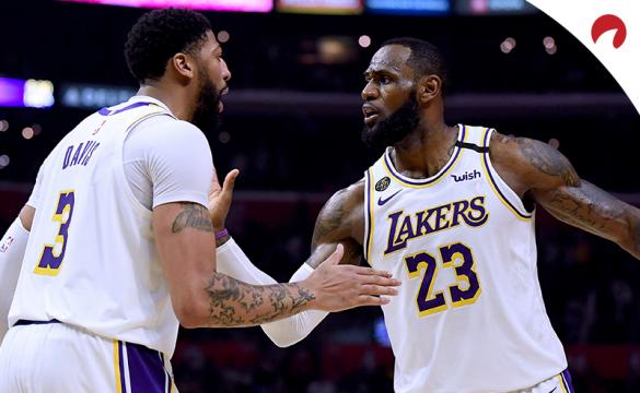 NBA Championship Odds March 17, 2020