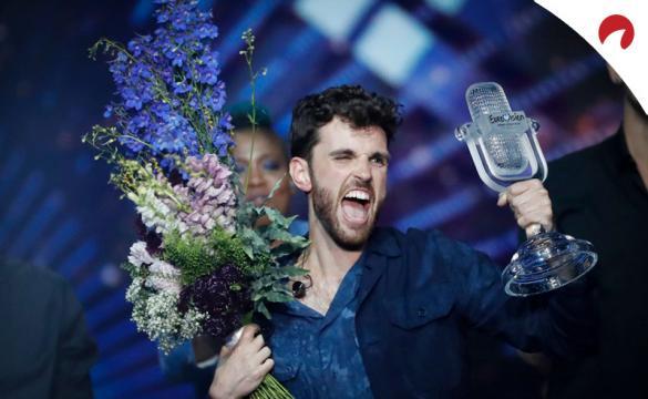 Favoritos por las casas de apuestas para ganar Eurovisión 2020