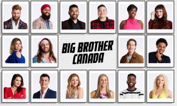 Big Brother Canada 8 Betting Odds