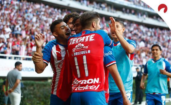 Guía para apostar por el Chivas Guadalajara