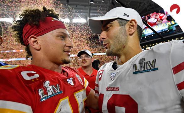 AFC and NFC Conference Betting Odds March 24 2020