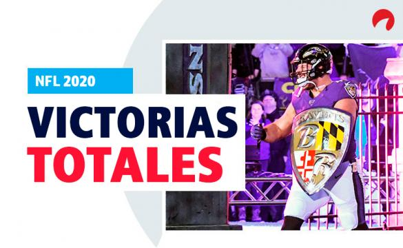 NFL 2020 - Victorias Totales en Temporada Regular