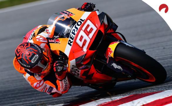 Favoritos por las casas de apuestas para ganar el Mundial de MotoGP 2020
