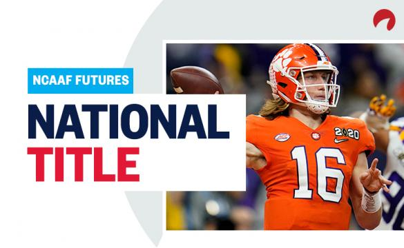 Odds to Win the 2021 College Football National Championship