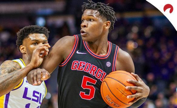Favoritos draft NBA 2020