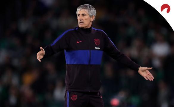 Apuestas próximo entrenador del FC Barcelona