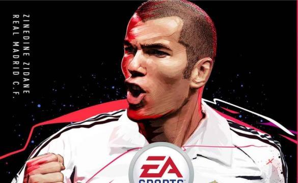 Fifa 20 Zidane