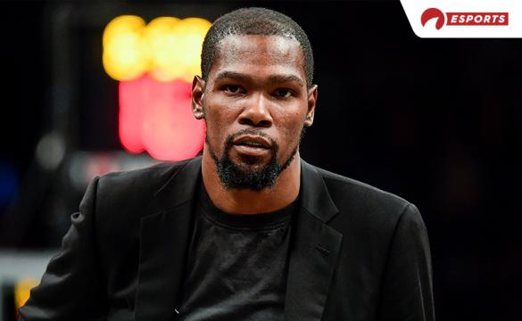 NBA2K Players Only Tournament April 3 2020 Kevin Durant