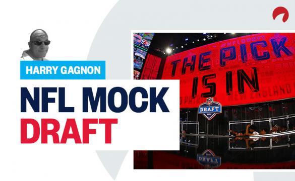 Harry's NFL Mock Draft