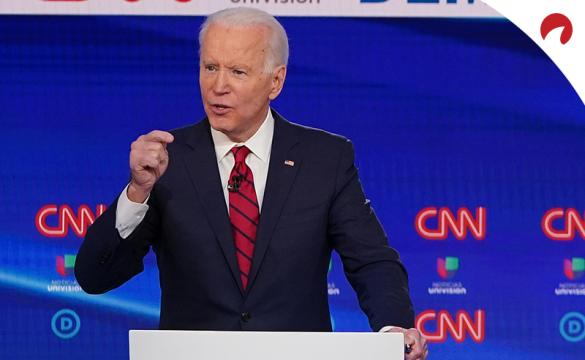 Odds to win 2020 Democratic Nomination