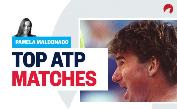 My Favorite ATP Tennis Matches of All Time, Part 1