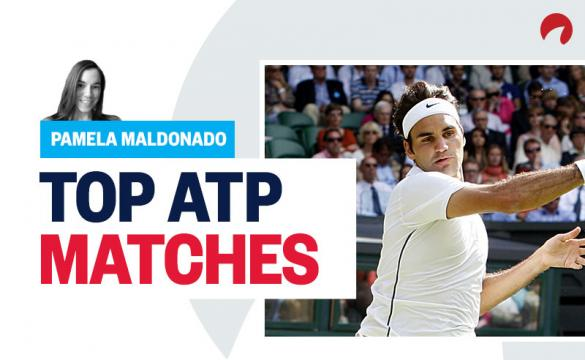 My Favorite ATP Tennis Matches of All Time, Part 2