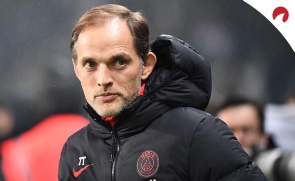 Cuotas próximo entrenador PSG