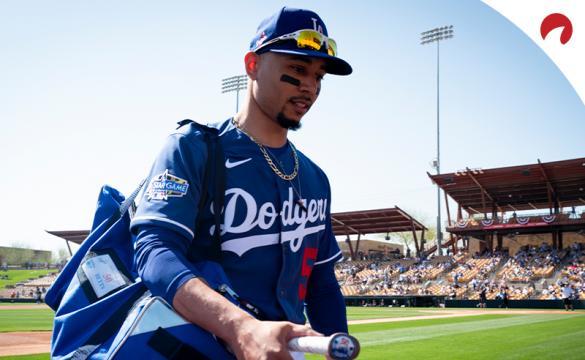 MLB World Series Betting Odds April 22 2020 Mookie Betts